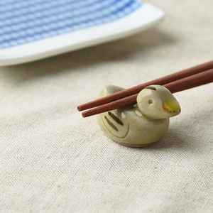 Parent And Child Chopstick Rest MINO Ware