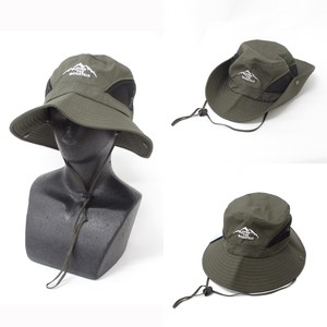 Countermeasure Unisex Hats & Cap Safari Hat Outdoor Good Hat Moss Green Mesh