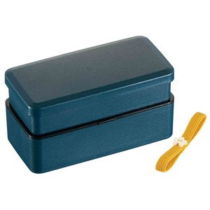 Wood Grain Shokado 2 Steps Bento Box Attention