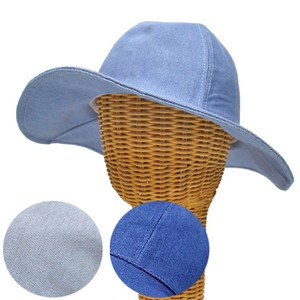Denim Broad-brimmed Hat Countermeasure