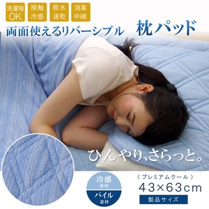Pillow Pad Washable Coolness Cool Deodorize Premium