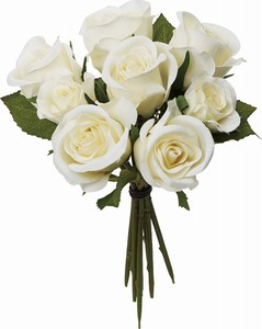 Rose Bouquet White