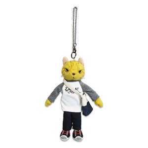 Cat Soft Toy Mascot 4 Types