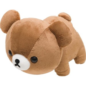 Rilakkuma Soft Toy Brown