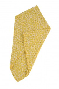 Accessories Gauze Stole Butter Cup