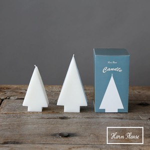 A/W Candle Block Tree