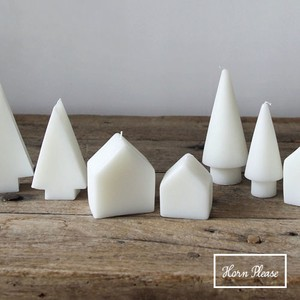 A/W Candle Plain House