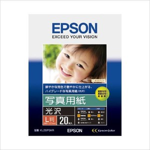 Epson Photography Paper Gloss Size L 20 Pcs
