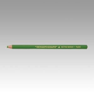 MITSUBISHI uni Colored Pencil Oiliness Yellow Green 12 pieces