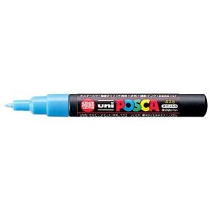 MITSUBISHI uni Posca Light Blue