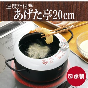 Out of stock Indication Temperature Tempura