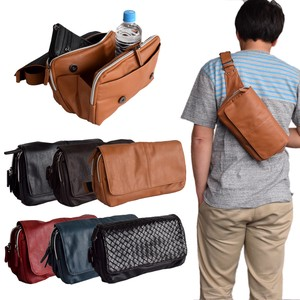 Color Double Pocket Body Bag