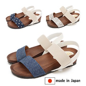 Elastic Belt Sandal Color