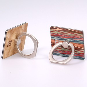Natural Wood Ring