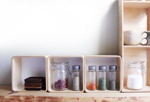kitchen drawer - cube -