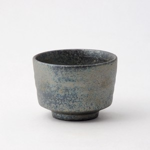SHIGARAKI Ware Kiln Change Smoked Japanese Rice Bowl