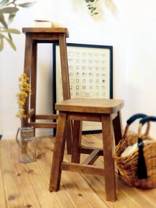 Antique Stool 3 Types