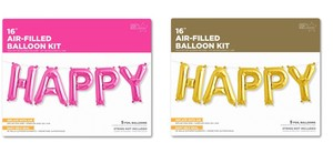 Balloon Kit Happy Balloon