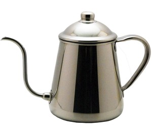Stainless Coffee Drip Pot 2 Types Electromagnetic Cooking Equipment