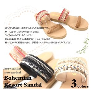 Set Bohemian Resort Sandal