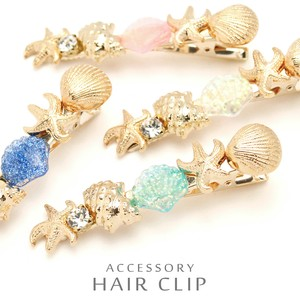 Lame Shell Marine Hair Clip