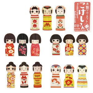 Sales To Pieces Kyo Kokeshi Magnet