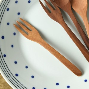Material Cutlery Fork [Made in Indonesia/Western-style tableware]