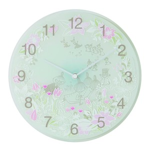 【ムーミン・北欧】Wall clock Little My Chasing