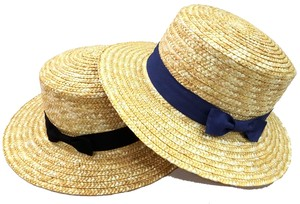S/S Broad-brimmed Straw Hat