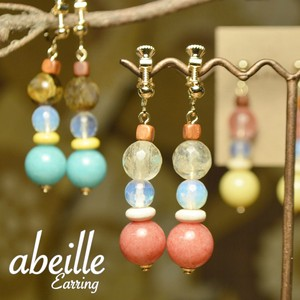 Beads Earring 3 Colors