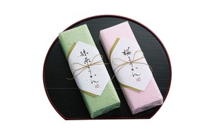 Japanese confectionery Towel