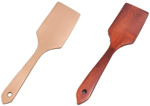 Angle Return Spatulas/Rice Paddles