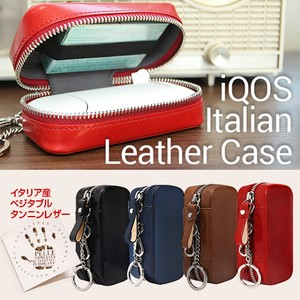 Icos Italian Leather Case