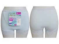 Comfortable 1/10Length Incontinence Pants