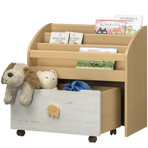Storage Rack Scandinavia Toy Picture Book Children
