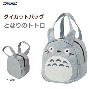 SKATER Sweat Material Die Cut Bag My Neighbor Totoro