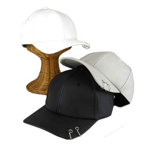 Leather Ring Cap Young Hats & Cap