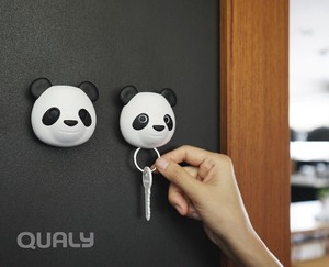 Everyone Panda Bear Panda Bear Key Ring Cat