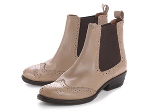3 Colors Genuine Leather Boots