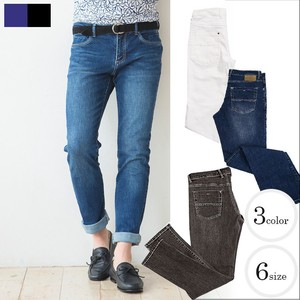 Pocket Stretch Denim