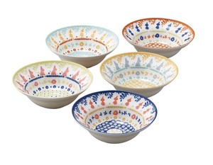 The Moomins Five Bowl Set