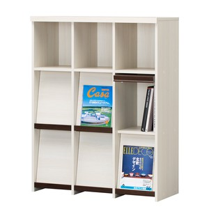 Storage Display Rack Flap