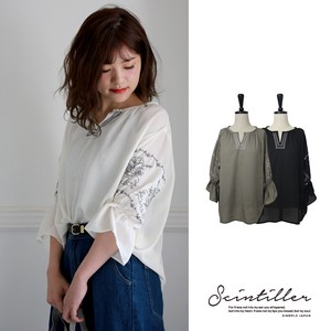 Admission Wedding Chiffon Embroidery Embroidery Blouse Pullover