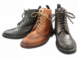 Men's Wing Plain Boots