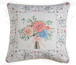 Elegant rose Cushion Cover