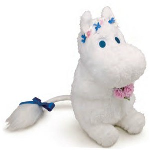 The Moomins Soft Toy The Moomins Garden