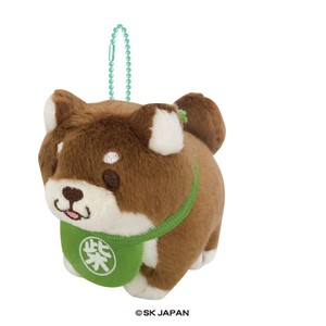 Mochishiba Stand Pose Soft Toy Ball Chain Anko