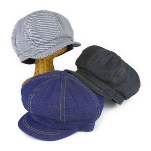 Ruben Denim Panel Casquette Young Hats & Cap