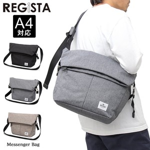 Nylon Messenger Bag Shoulder