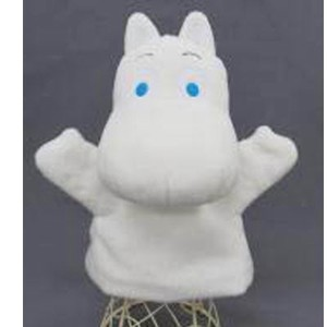 The Moomins Hand Puppet The Moomins